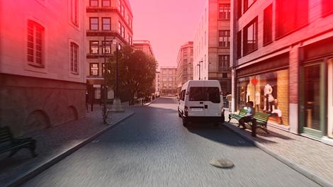 Шведские компании решили снизить смертность велосипедистов. Фото 1