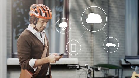 Шведские компании решили снизить смертность велосипедистов. Фото 2