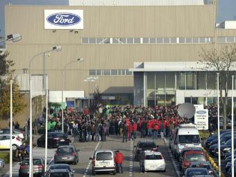 «Форд» закрыл завод в бельгийском Генке