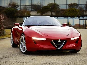 Alfa Romeo отказалась от помощи «Мазды» в разработке родстера