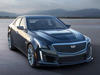 Cadillac представил самую мощную модель в своей истории