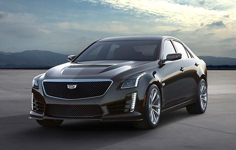 Новый Cadillac CTS-V получил 640-сильный двигатель от «Корвета». Фото 1