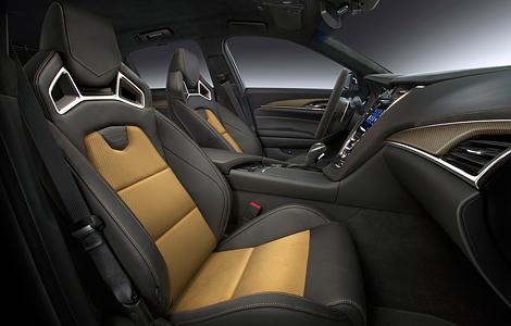 Новый Cadillac CTS-V получил 640-сильный двигатель от «Корвета». Фото 4