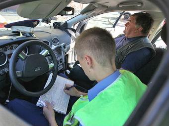 Госдуме предложили упростить оформление пьяных водителей