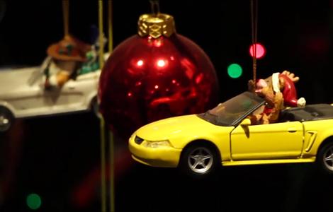Фанат масл-кара Ford разместил машины в своем гараже. Фото 2