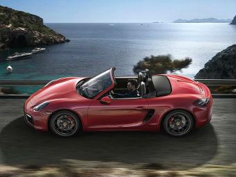 Porsche переименует спорткары Cayman и Boxster