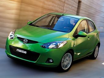 Mazda2 назвали самой надежной подержанной машиной