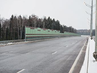 В Подмосковье открыли платную альтернативу Ленинградке