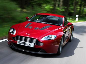 Семь тысяч машин Aston Martin отзовут из-за перегрева сидений
