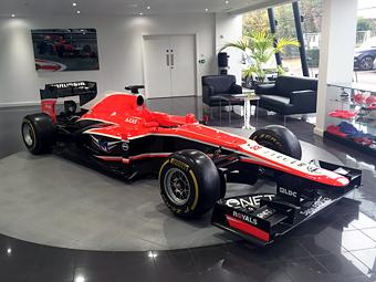 Британскую базу Marussia купила американская команда Формулы-1
