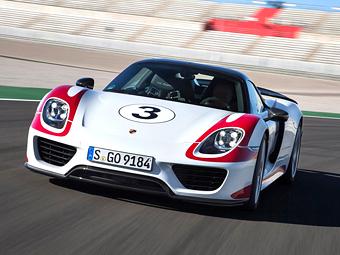 Porsche отправит в ремонт свой каждый четвертый супергибрид