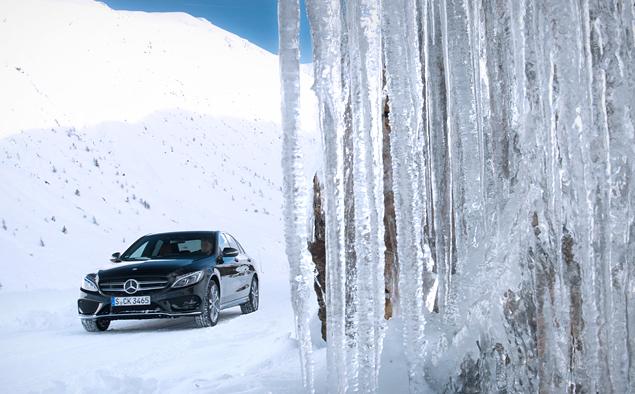 Ищем разницу в работе полноприводных трансмиссий Mercedes-Benz 4Matic. Фото 1