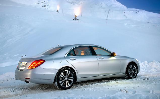 Ищем разницу в работе полноприводных трансмиссий Mercedes-Benz 4Matic. Фото 2