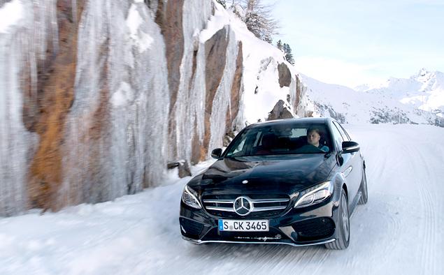 Ищем разницу в работе полноприводных трансмиссий Mercedes-Benz 4Matic. Фото 3