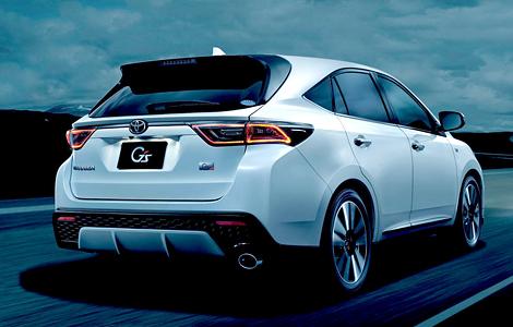 Японцы представили спецверсию предвестника нового Lexus RX