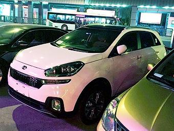 Рассекречена внешность новой модели Kia