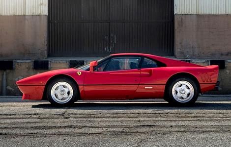 С молотка уйдет суперкар Ferrari 288 GTO 1984 года выпуска. Фото 1