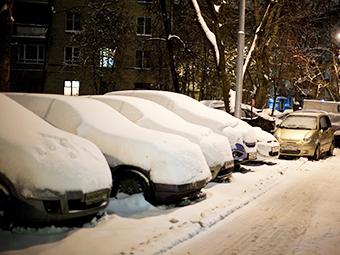 Автопарк Москвы за полгода вырос на 200 тысяч машин