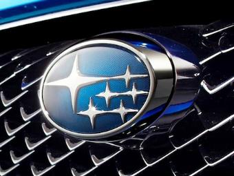Subaru покажет в Токио три «спортивных» концепта
