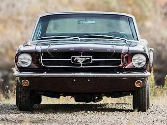 Прототип первого Ford Mustang оценили в 600 тысяч долларов