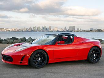 Компания Tesla улучшила свою первую модель