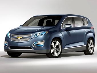 Марка Chevrolet придумала имя гибридному кроссоверу