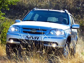 Chevrolet Niva подорожает на 20 тысяч рублей