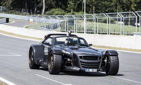 Компания Donkervoort построит специальную версию спорткара D8 GTO
