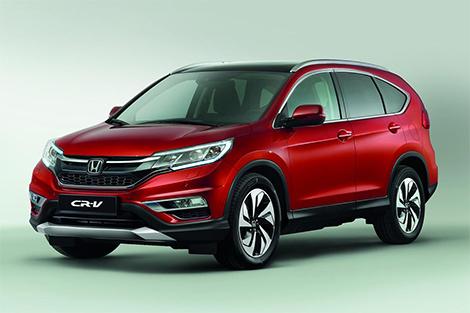 """Honda CR-V укомплектовали девятиступенчатым """"автоматом"""". Фото 3"""