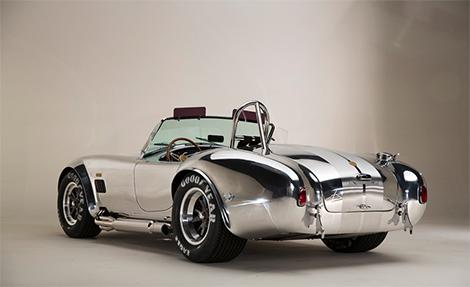 Компания Shelby показала спорткар 50th Anniversary 427 Cobra