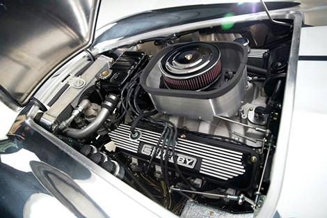 Компания Shelby показала спорткар 50th Anniversary 427 Cobra. Фото 3