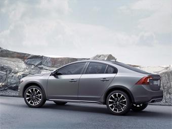 Седан Volvo S60 превратили во вседорожник