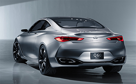 Японцы рассказали подробности о прототипе Q60. Фото 1