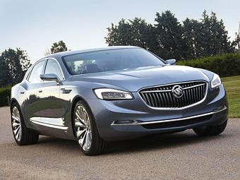 Buick представил прототип флагманской модели