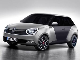 В «Рено» решили возродить модель Renault 5
