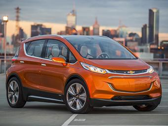 Chevrolet разработает доступный электрокар