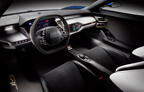 Серийный Ford GT будет на 95 процентов похож на прототип. Фото 3