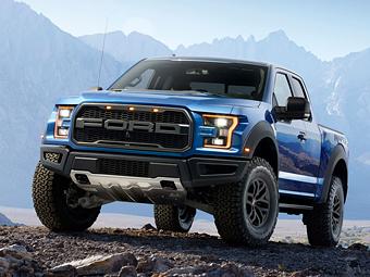 Ford лишил пикап F-150 Raptor 6,2-литрового мотора V8
