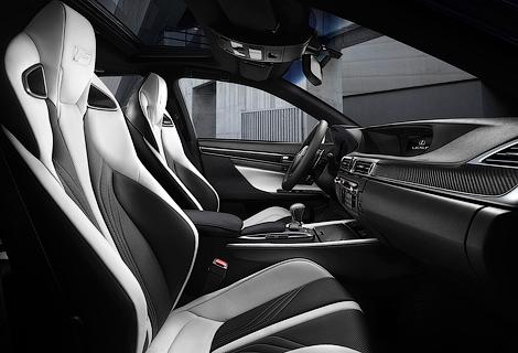 В Детройте рассекречен 473-сильный вариант седана GS. Фото 1