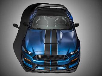 Ford построил «самый трековый Mustang»
