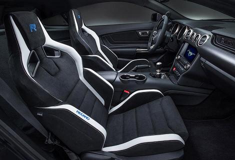 «Мустанг» получил модификацию Shelby GT350R. Фото 3