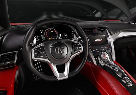 Acura NSX оснастили силовой установкой с тремя электромоторами. Фото 4