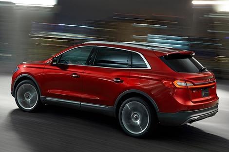 В США представили вседорожник Lincoln MKX нового поколения. Фото 3
