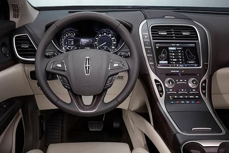 В США представили вседорожник Lincoln MKX нового поколения. Фото 4