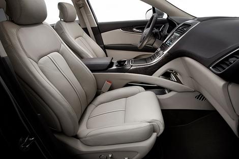 В США представили вседорожник Lincoln MKX нового поколения. Фото 5