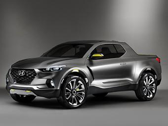 """Компания Hyundai посвятила пикап """"поколению Миллениума"""""""