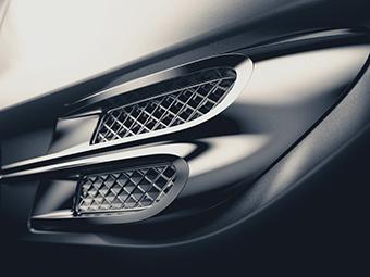 У первого внедорожника Bentley появилось название