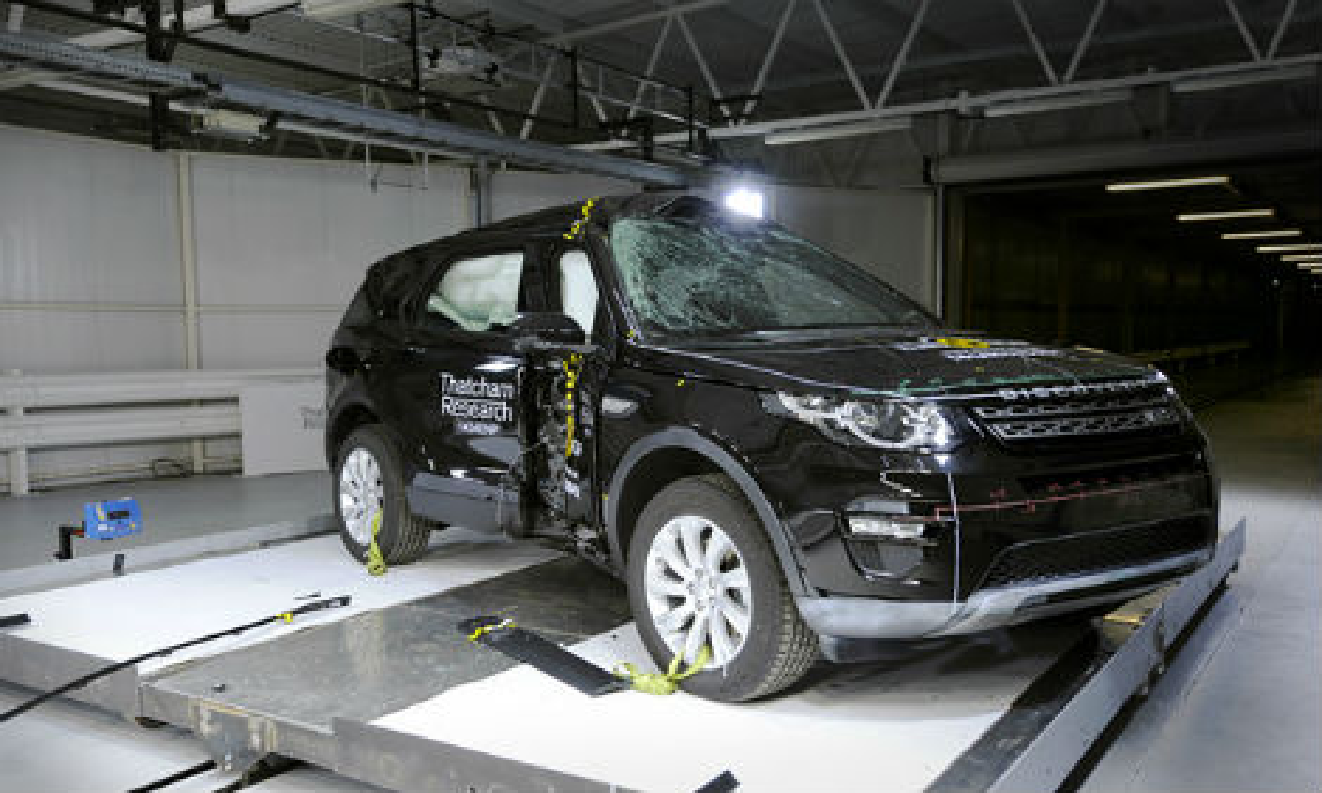 Организация Euro NCAP подвела итоги прошлогодних краш-тестов. Фото 4