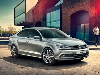Обновленный седан Volkswagen Jetta добрался до России
