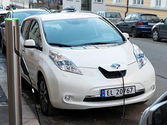 Электрокары Nissan обогнали по пробегам машины с ДВС